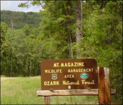 Mt. Magazine Scenic Byway 1